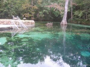 Ponce De Leon: Inviting, living water--Jesus