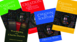 Five Creation Books from Energion