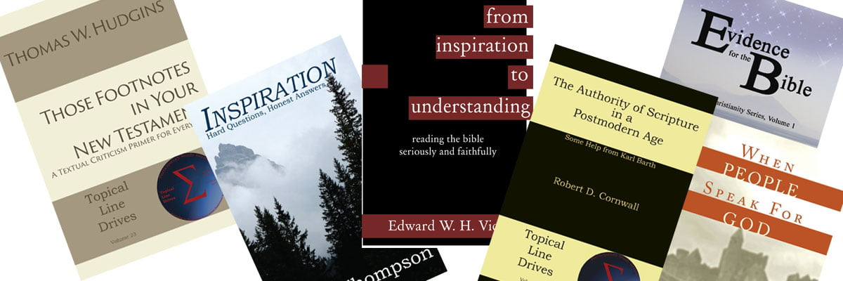 Inspiration and Inerrancy