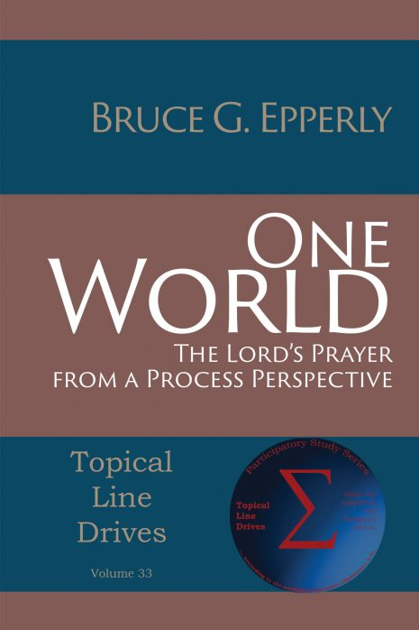 one world front cover